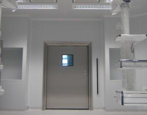 Salas de cirurgia dos hospitais