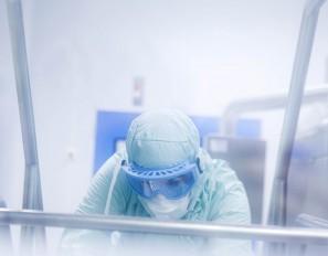 Área de pesquisa de doenças infecciosas