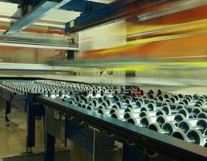 Unidade de produção de placas eletrónicas