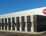 Purever Tech constrói instalações da LEICA (máquinas fotográficas)